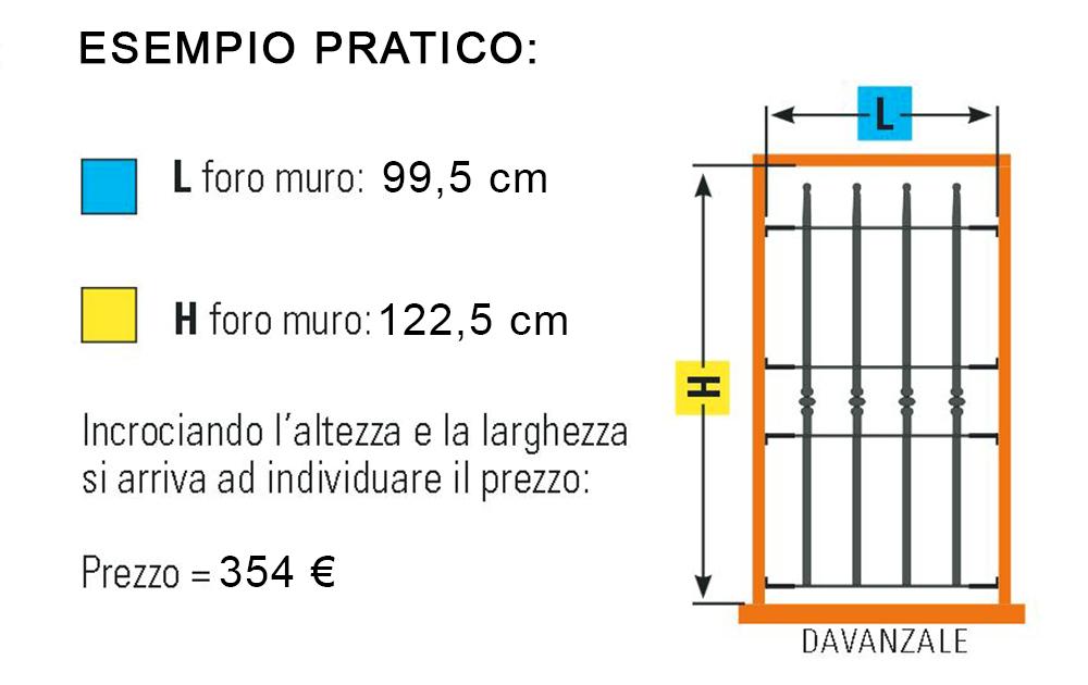 esempio_ordine_inferriata_blindy_ferramenta_mozzo_bovolone_verona