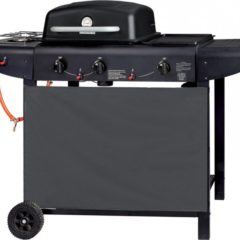 BARBECUE GAS WACO papillon