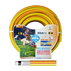 TUBO IRRIGAZIONE 5-8'' FITT NTS ORANGE 15-25 M