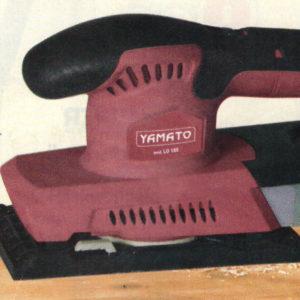Levigatrice orbitale Yamato