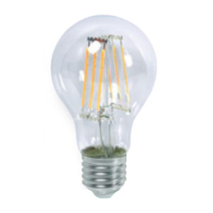 LAMPADA LED FILAMENTO GOCCIA CHIARA ATTACCO E27 VALEX 6W