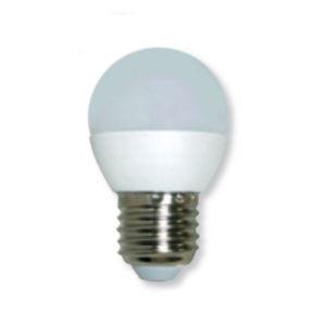 LAMPADINA LED GLOBO ATTACCO E27 VALEX 6W