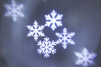 Proiettore GARDEN Cristalli Neve LED