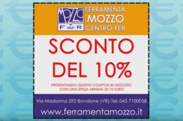 Promozione Coupon Sconto 10%