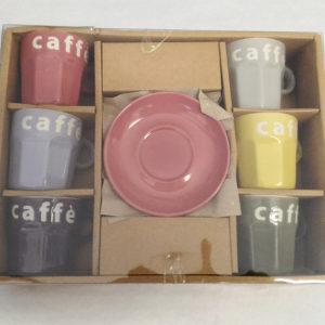 set_6_tazzine_piattini_abbinati_caffe_colorate_con_scritta