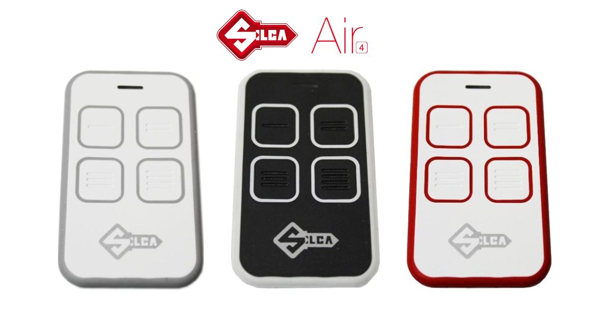 Radiocomandi silca air4 video promozionale ferramenta - Casalinghi vendita on line ...
