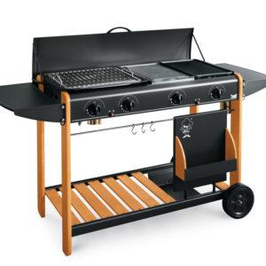 barbecue gas bst millenium