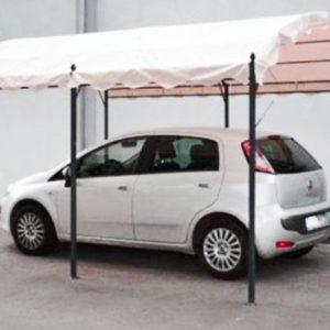 Gazebo per auto Aveiro Papillon