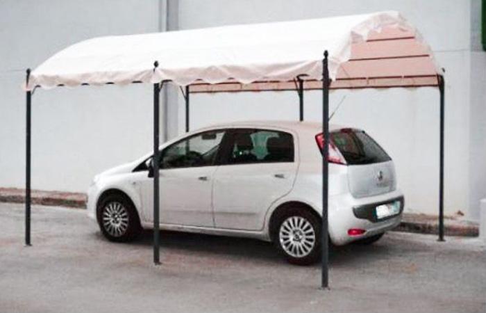 Gazebi per auto gazebo