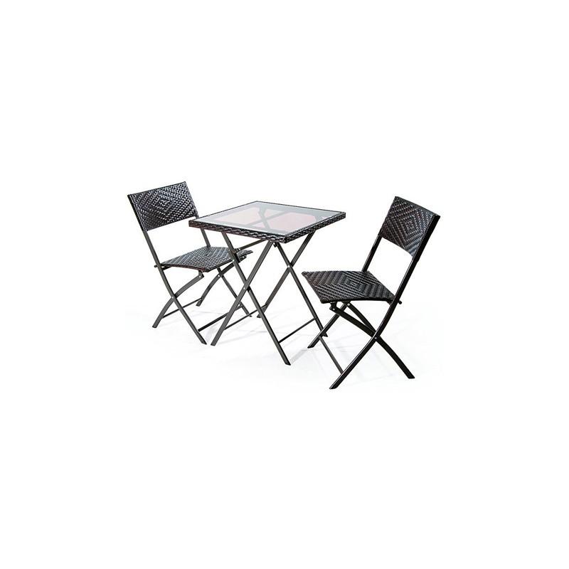Set mobili giardino ios tavolo e due sedie - Tavolo e sedie giardino ...