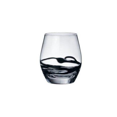 6 bicchieri Bormioli Rocco Ceralacca Lei Nero