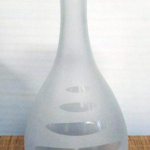 Vaso vetro sabbiato Paradise Pasabahce