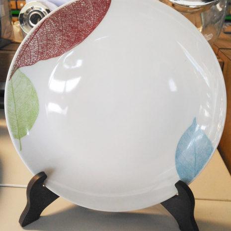 Servizio piatti 19 pezzi in ceramica Brezza Home
