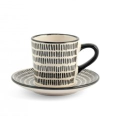 Set 6 tazzine caffè Vhera H&H4