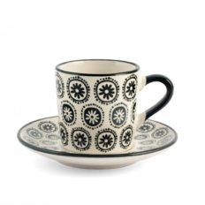 Set 6 tazzine caffè Vhera H&H9