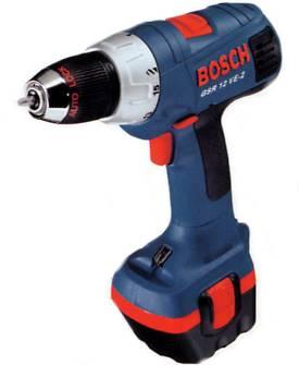 Trapano avvitatore a batteria Bosch GSR12VE-2