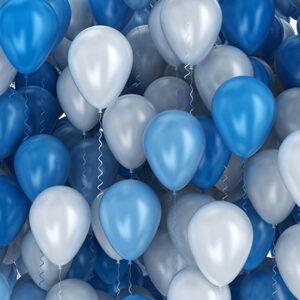 Gonfiaggio e vendita palloncini