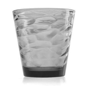 Set 3 Bicchieri Pasabahce Origami Grigio 24,5 cl
