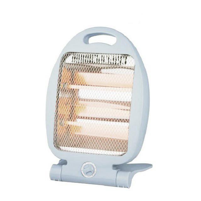 Stufa radiante al quarzo maurer andros 400 800w for Spegnimento riscaldamento 2017