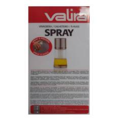 Vaporizzatore Olio Aceto In Plastica e Inox Valira