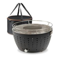 Casaitalia Grill & Cook Barbecue 36 cm Antracite