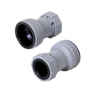 ADATTATORE TUBO PISCINA BESTWAY 58236 per valvole 32 mm e tubi 38 mm