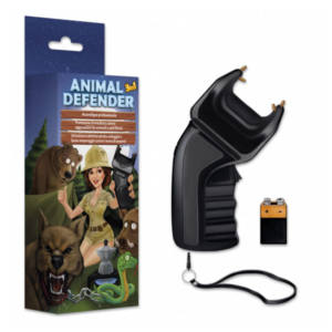 Dissuasore elettrico per difesa animali feroci Animal Defender Defence System