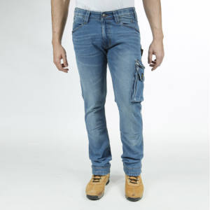 JEANS LAVORO STRETCH CONFORT JOB RICA LEWIS WORKWEAR