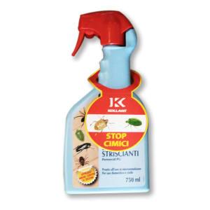Kollant Insetticida Permecid per Cimici e Insetti Striscianti 750 ml