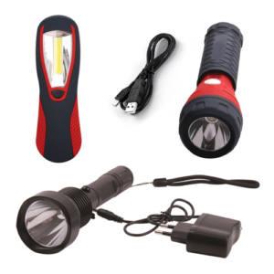 TORCIE E LAMPADE LED