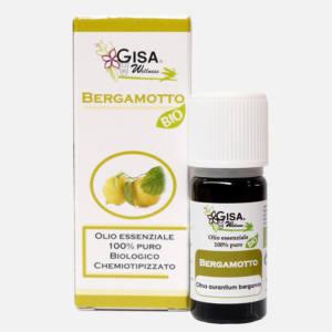Olio essenziale di Bergamotto BIO Gisa 10 ml