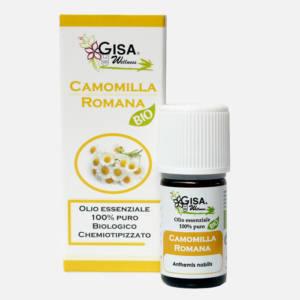 Olio essenziale di Camomilla romana BIO Gisa 5 ml