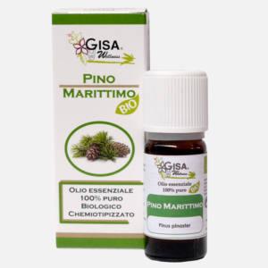 Olio essenziale di Pino marittimo BIO Gisa 10 ml