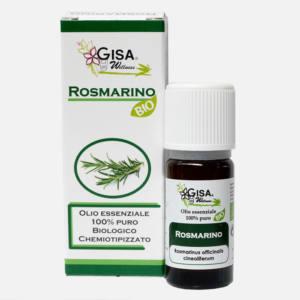 Olio essenziale di Rosmarino BIO Gisa 10 ml