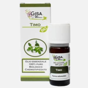 Olio essenziale di Timo BIO Gisa 10 ml