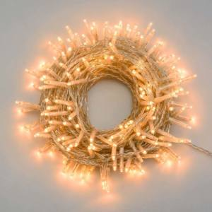 Catena XSLG 180 MiniLED TRADITIONAL - BIANCO 3mm 30V 4+12,6m COLORE TRADITIONAL