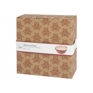 Pirofila Ceramica Forma tonda H&H Grace Rossa ø 23 cm