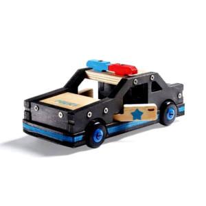Kit costruzione per bambini Modellino Auto Polizia Stanley Jr Junior
