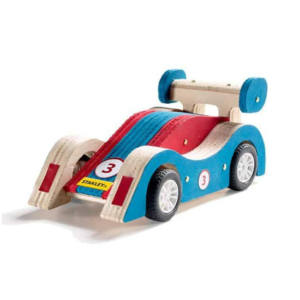 Kit costruzione per bambini Modellino Auto Sportiva Stanley Jr Junior