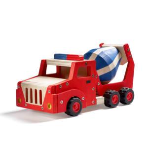 Kit costruzione per bambini Modellino camion Betoniera Stanley Jr Junior