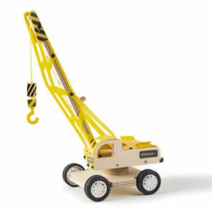 Kit costruzione per bambini Modellino Gru sollevamento Stanley Jr Junior