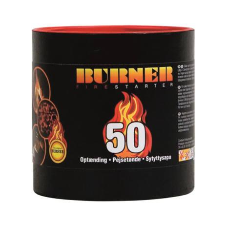 Accenditore Bio inodore Caminetti Stufe Griglie Barbecue Burner 50 pezzi