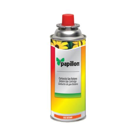 Cartuccia Gas Butano Per Fornello Portatile in Valigetta 230 g PAPILLON