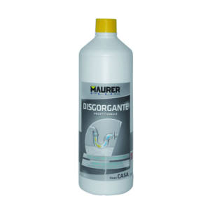Disgorgante per Water Lavandini Docce Bidet MAURER PLUS 750 ML