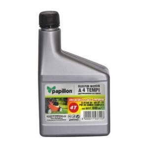 OLIO MOTORE 4 TEMPI Per Rasaerba SAE 30 greenoil 600 ml Papillon