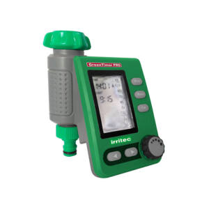 Programmatore digitale Irritec GreenTimer Pro una via a batteria