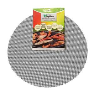Rete antiaderente fibra di vetro barbecue Rotonda Ø 52 cm Papillon