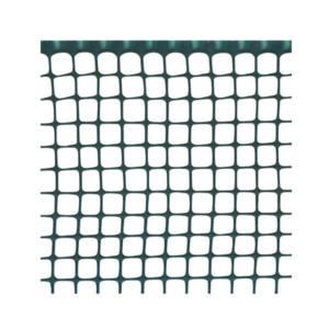 Rete estrusa polietilene maglia 1 x 1 cm 250 g/m² H 1 x 50 metri Papillon