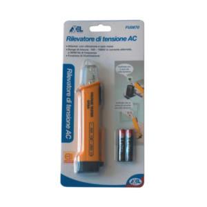 Rilevatore tensione AC Allarme con vibrazione e spia rossa AXEL