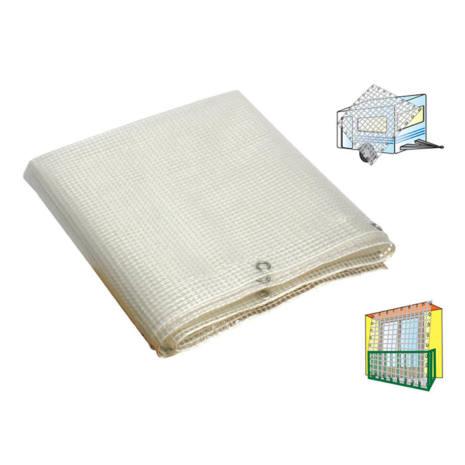 TELO PVC MULTIUSO RETINATO 140 gr/m² 3 X 5 Metri Papillon